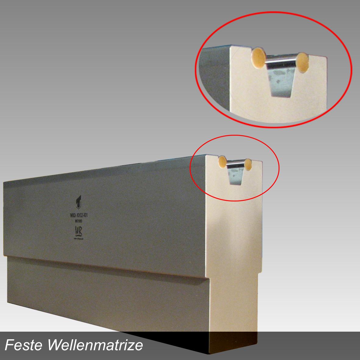 Bevorzugt Standardwerkzeuge   Wolfgang Richter GmbH & Co.KG UF77